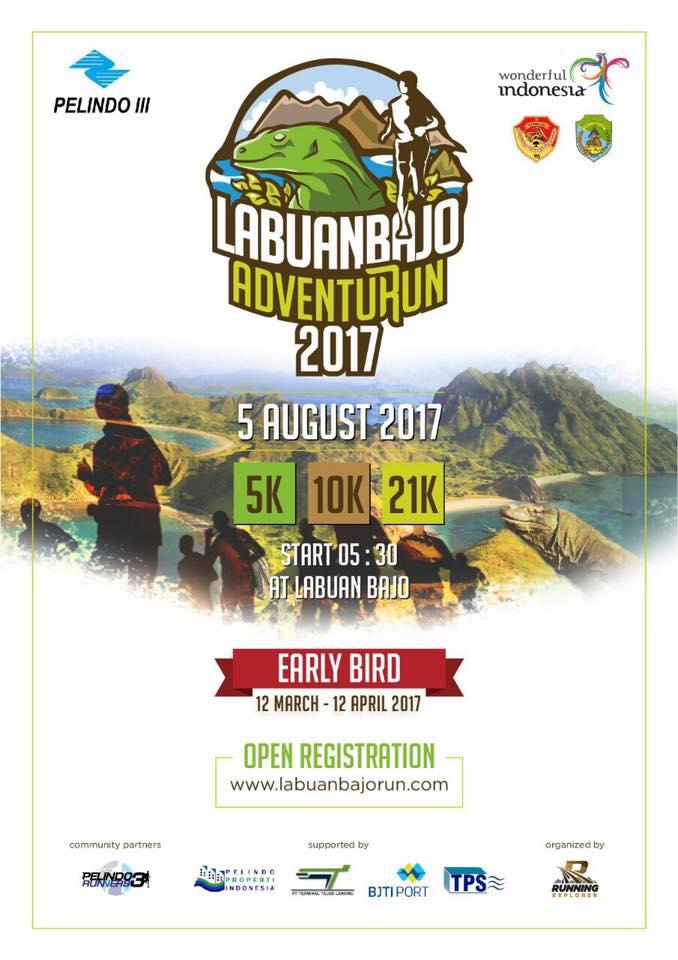 Labuanbajo Adventure Run • 2017