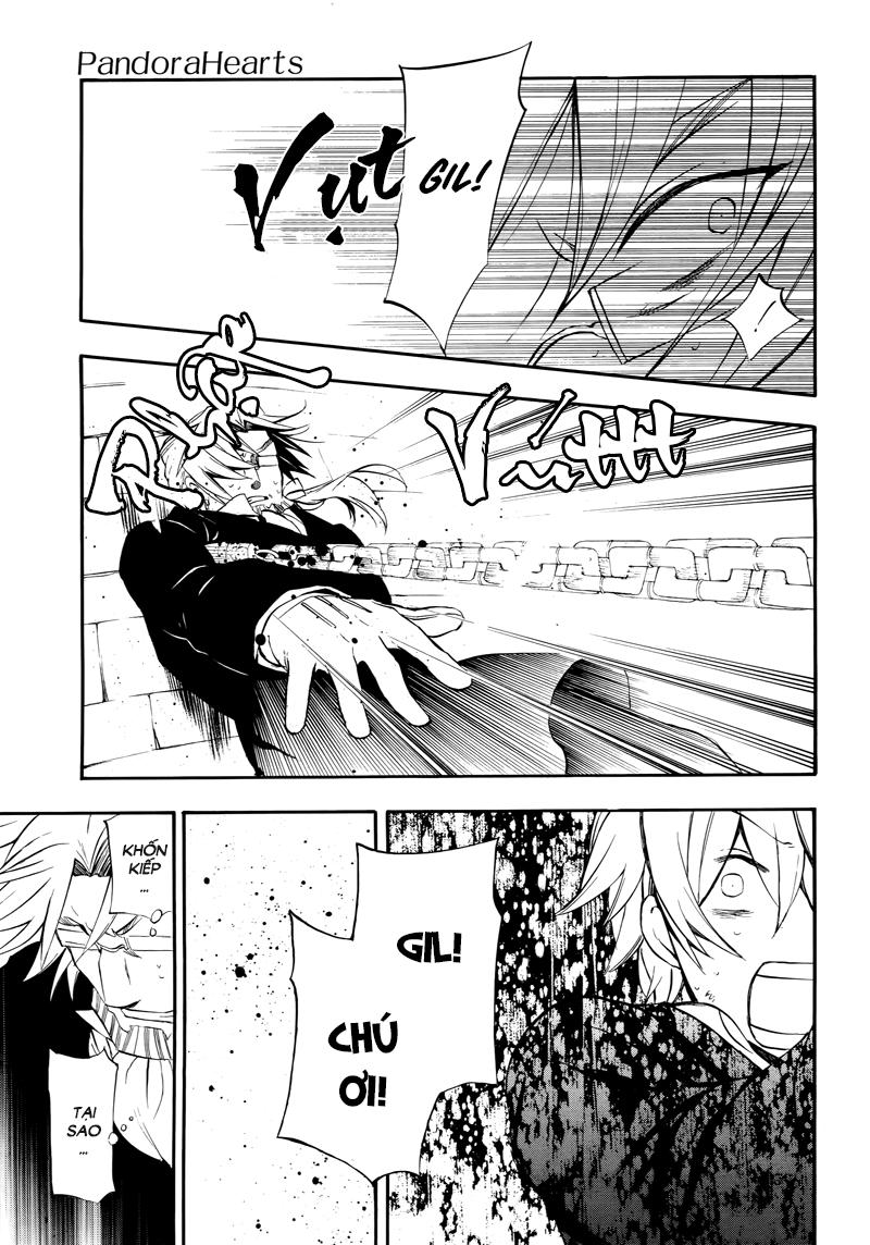 Pandora Hearts chương 082 - retrace: lxxxii wish trang 22