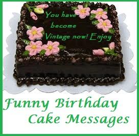 Birthday Cake Wordings Friend