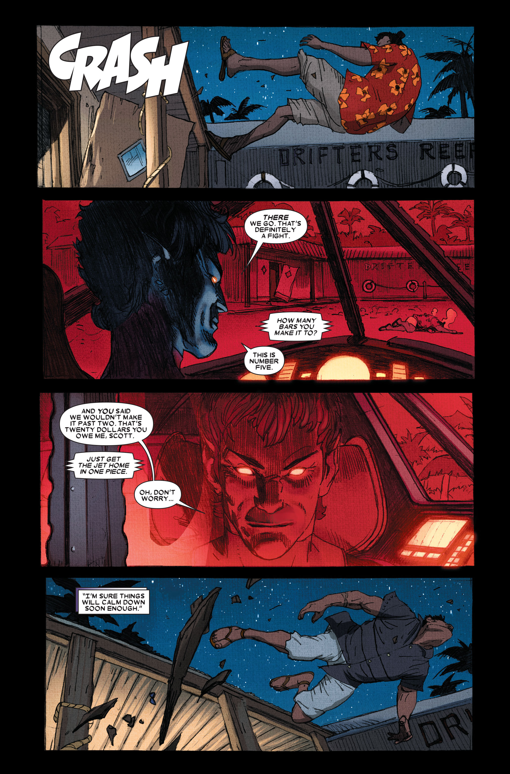 Read online Wolverine: Weapon X comic -  Issue #11 - 17