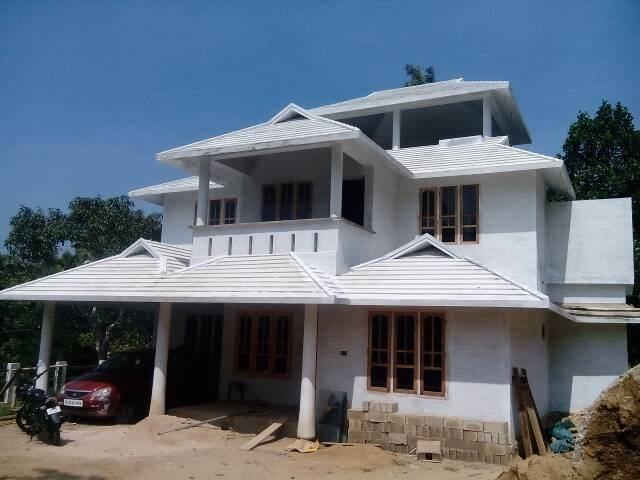 2000 sqft House For Sale at Ambalavayal, Wayanad, Kerala