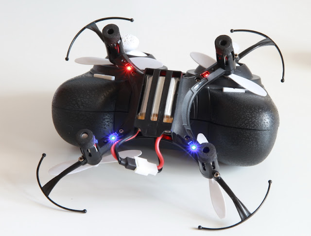 Review Drone Eachine H8 Mini : Micro Drone Mudah di Oprek