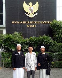 Lagi, Dua Pemuda Aceh Menjadi Imam Qiyamullail Di Bangkok Thailand