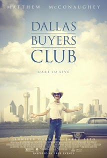 dallas buyers club, drama, biography, 2013