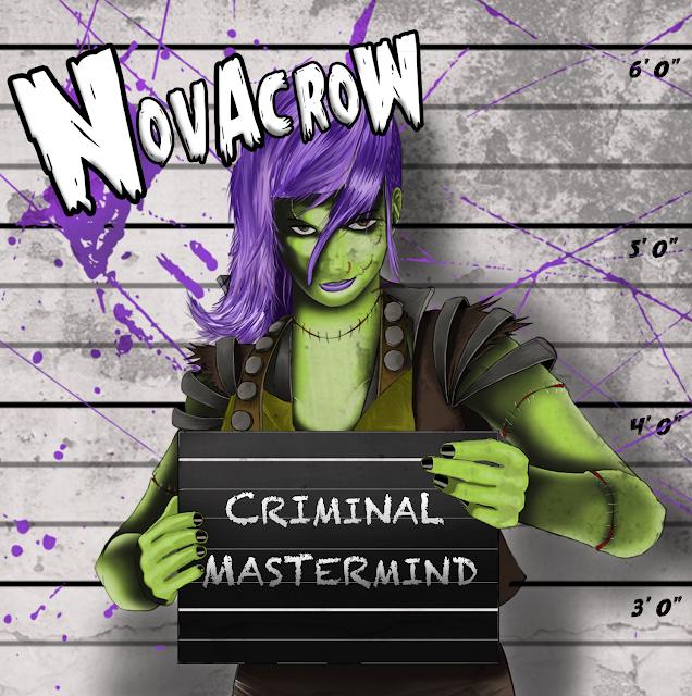 Novacrow - Criminal Mastermind