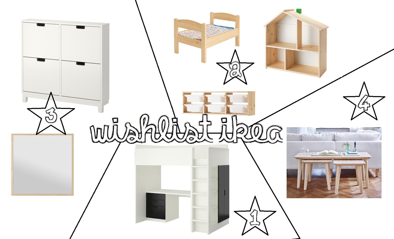 une famille presque comme une autre wishlist ikea. Black Bedroom Furniture Sets. Home Design Ideas