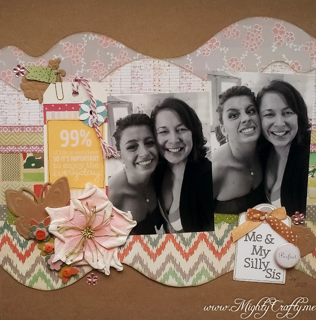 More Family-Theme Layouts -- www.MightyCrafty.me