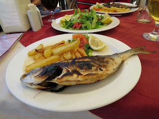 Day trip to North Cyprus: fish lunch at Canli Balik in Kyrenia