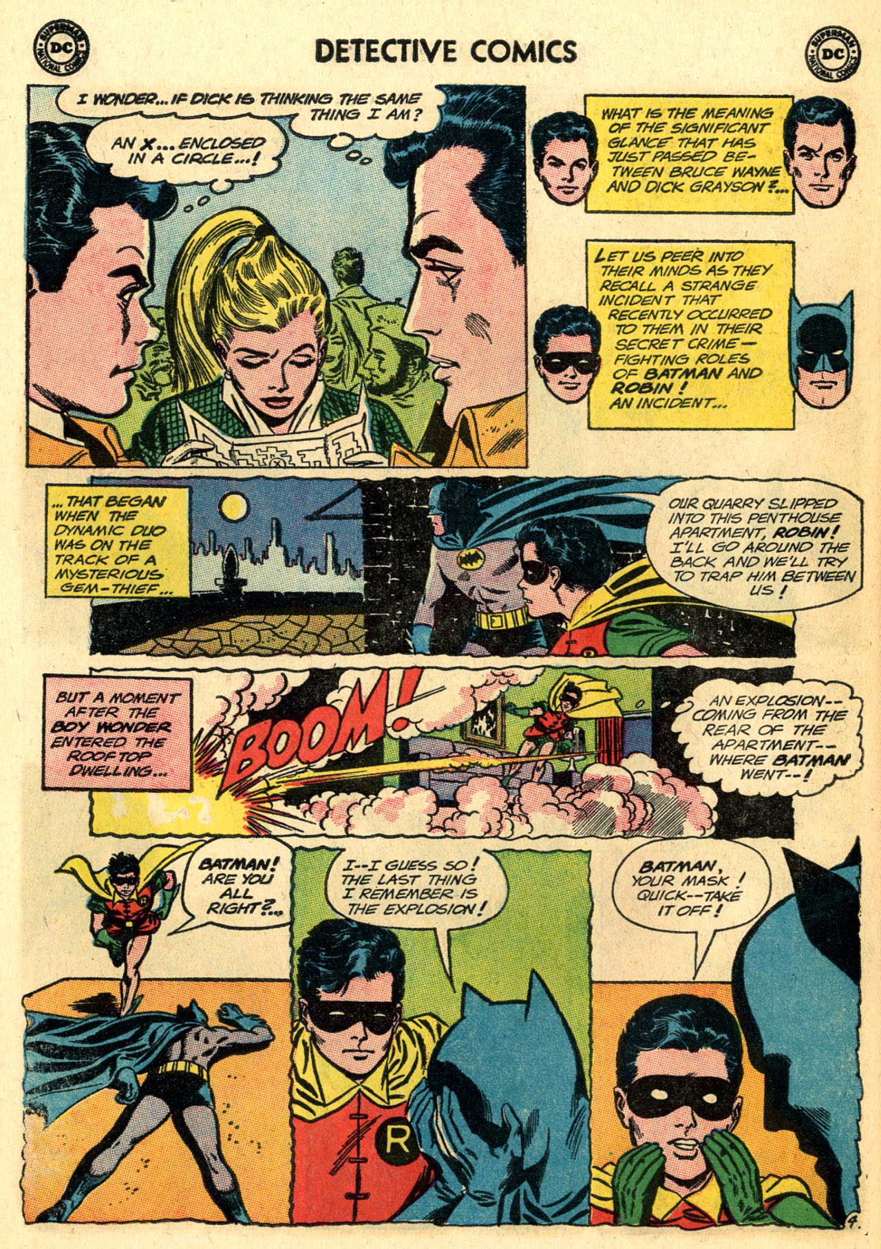 Detective Comics (1937) 327 Page 5