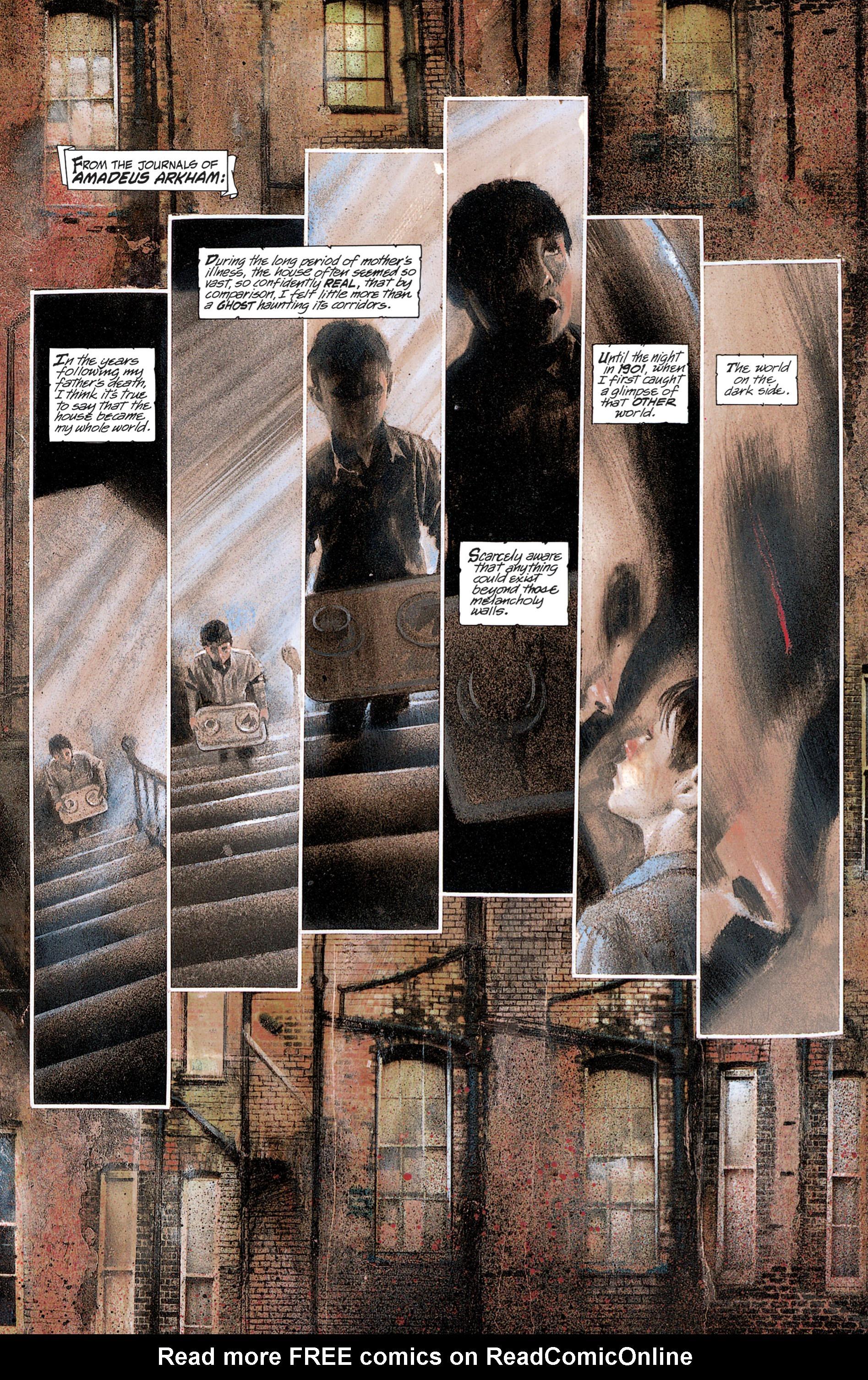 Read online Arkham Asylum comic -  Issue #Arkham Asylum Full - 10