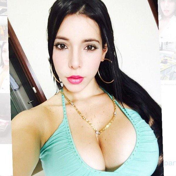 """Vanessa Bohorquez la """"Mamá más sexy del mundo"""" su video sexual mas fotos"""