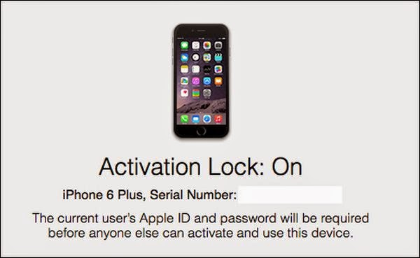 iphone 5 activation lock how to check activation lock status on iphone 6 and 6 plus 14467