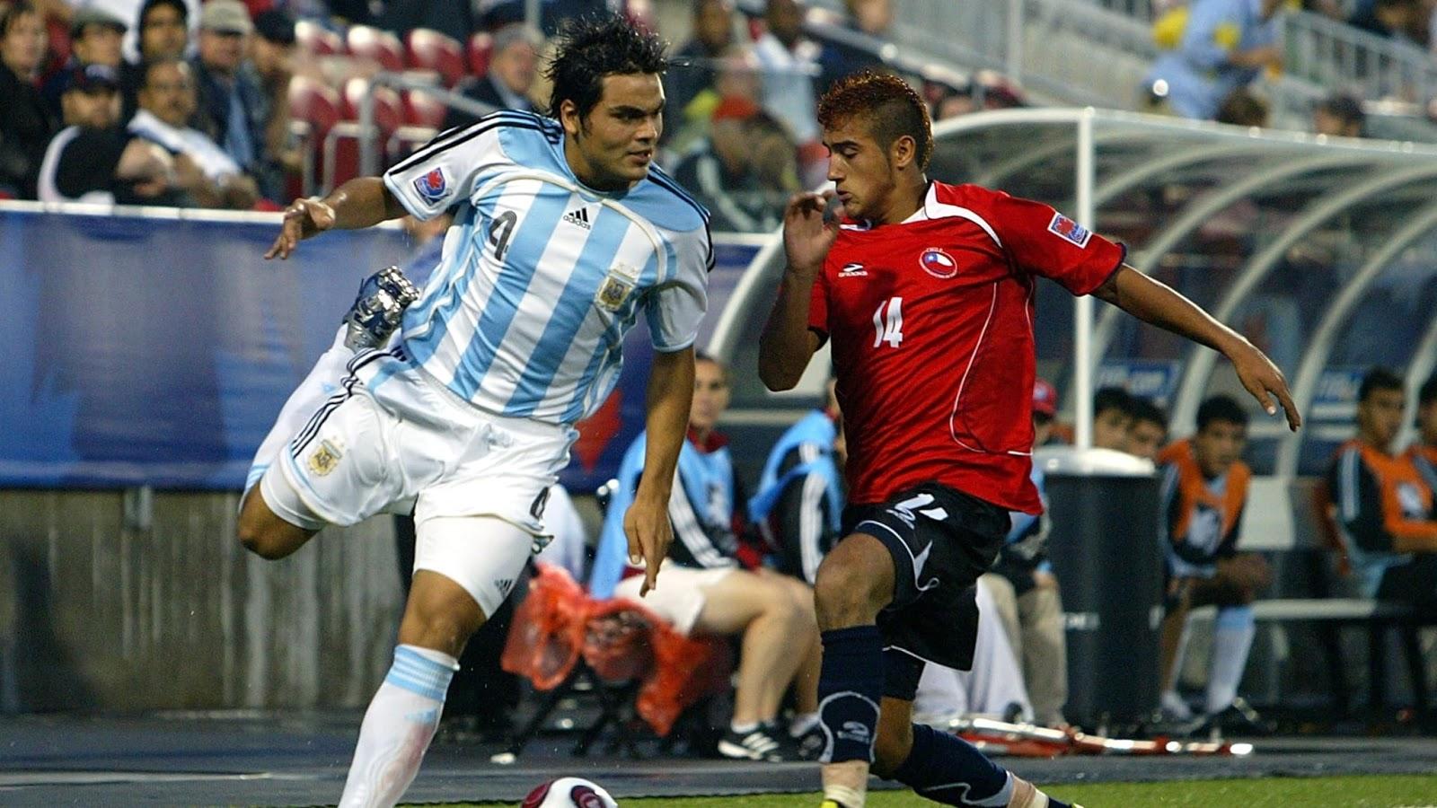Chile y Argentina en Copa del Mundo Sub-20 Canadá 2007, 19 de julio