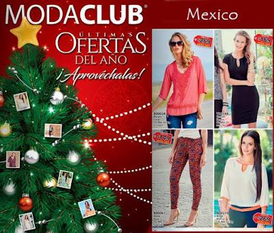 Ofertas Navideñas Moda Club