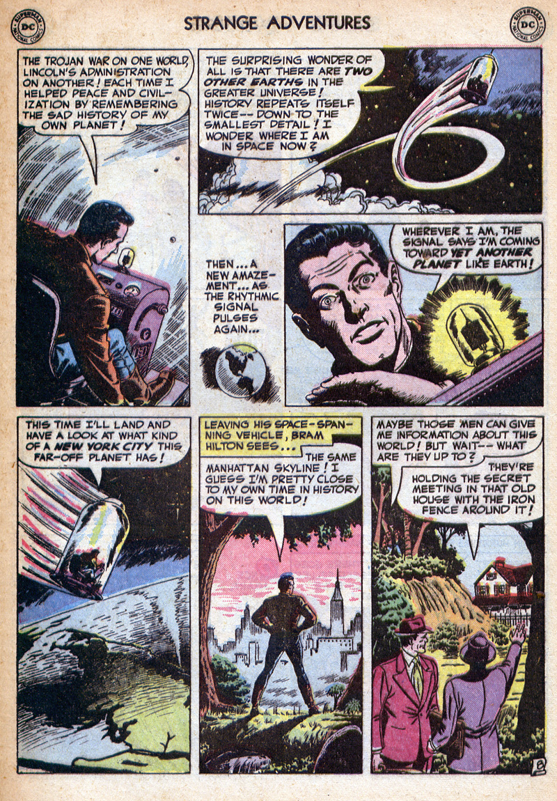 Strange Adventures (1950) issue 10 - Page 22