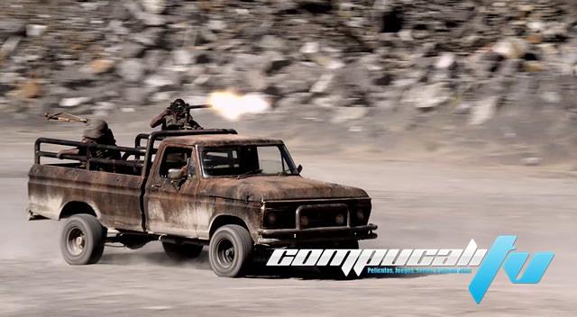Death Race 3 Inferno DVDRip Español Latino 2013