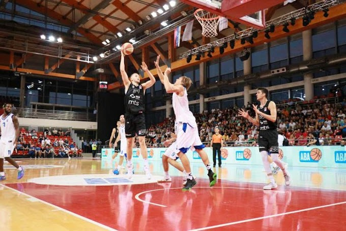 Partizan prvi polufinalista ABA Super Kupa! (VIDEO)