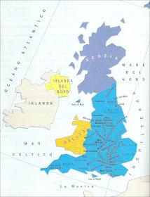 Cartina Regno Unito Con Regioni.Chi Viaggia Impara Immagini Dal Mondo Regno Unito Inghilterra F