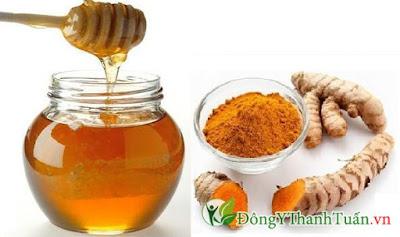 Tác dụng của tinh bột nghệ với bà bầu hiệu quả khi kết hợp cùng mật ong