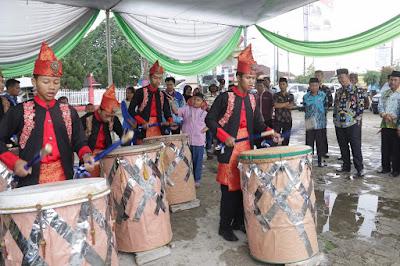 Parade Bedug dan Pengajian Akbar Warnai Tahun Baru Islam di Pringsewu