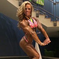 Female bodybuilding best Abs Lats Guads Chest Quads Forearms Shoulders