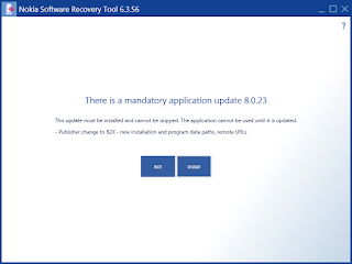 Nokia Software Recovery Tool 8 0 23 Setup Download hard-reset