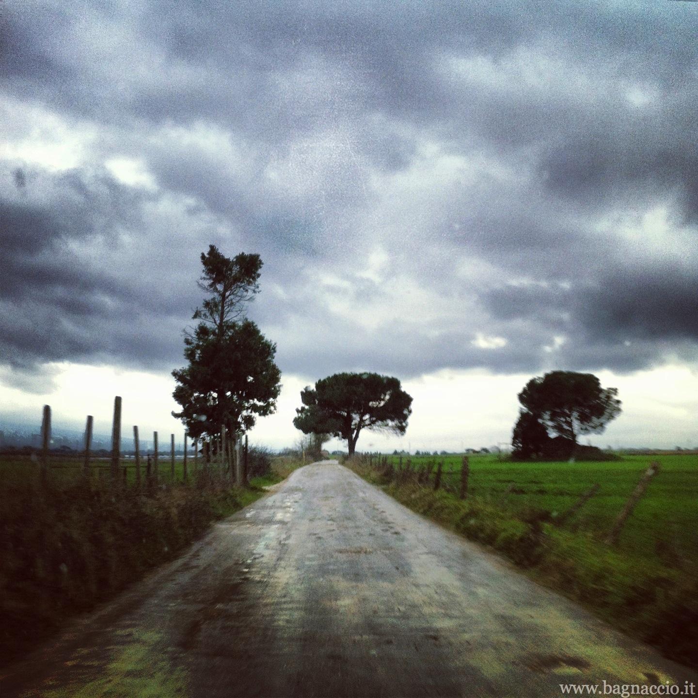 Strada del Garinei (Via Francigena)