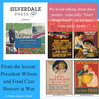 Food Administration Posters
