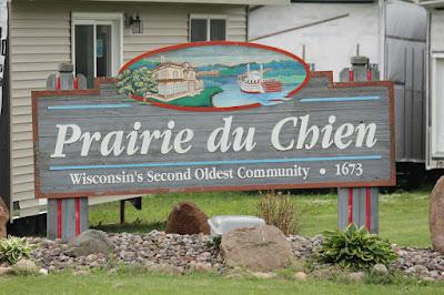 Wisconsin historical markers brisbois house 1815 for Brisbois motor inn prairie du chien wi