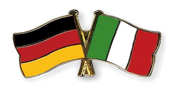 ايطاليا والمانيا