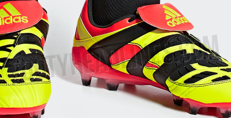 be6cc2f41 Update: The Adidas Predator Accelerator 'Electricity' is about to be  launched by the 3-stripe brand. Today, we obtained the first batch of  official pictures ...