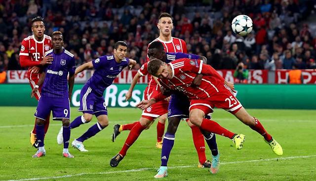 PSG vs Bayern Munich en vivo 27 de Septiembre