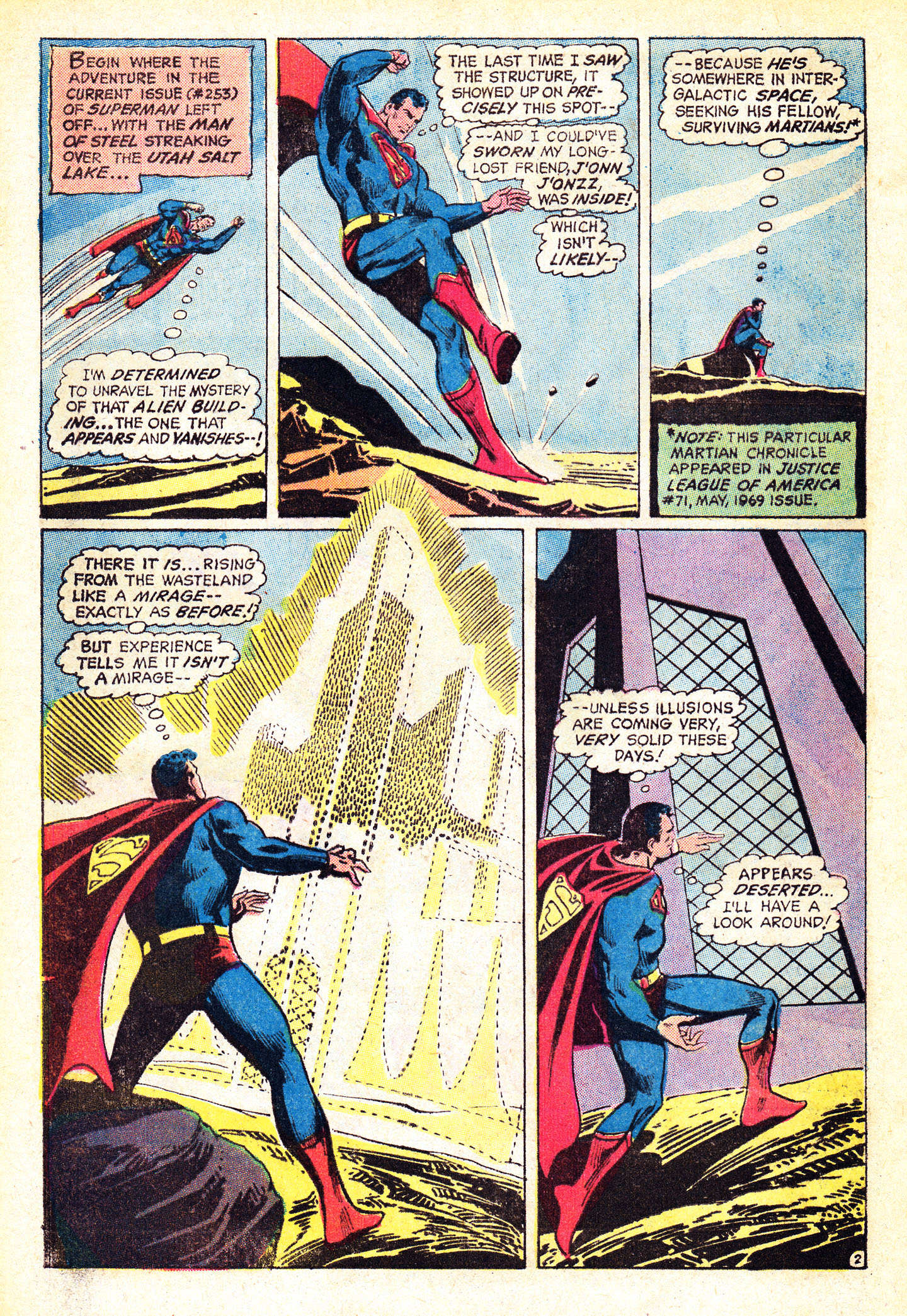 Read online World's Finest Comics comic -  Issue #212 - 4