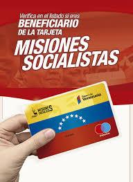 Banco de Venezuela publica listado actualizado al 09 de Marzo de beneficiarios Misión Hogares de la Patria