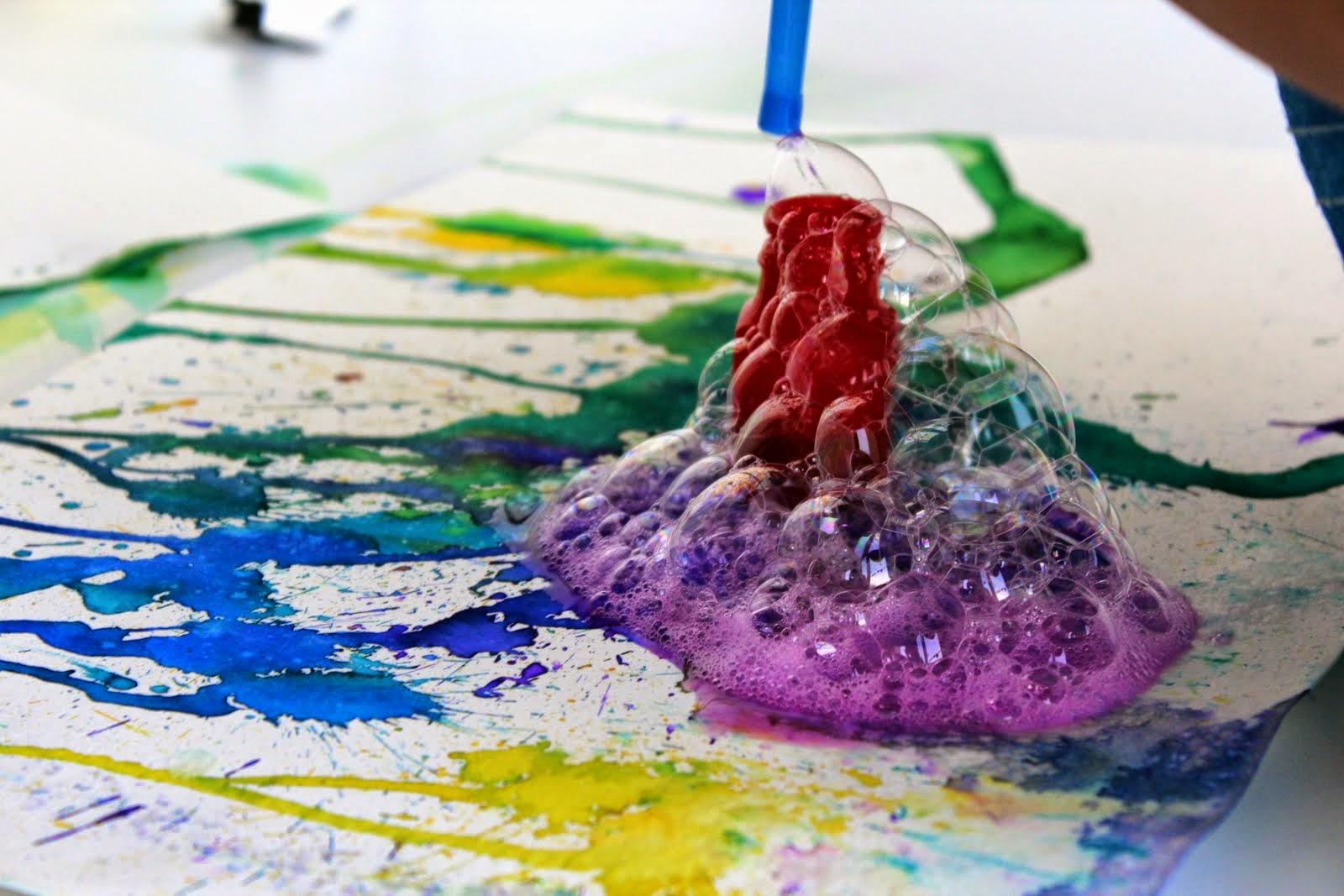 Как сделать мыльные пузыри в домашних условиях: 7 рецептов