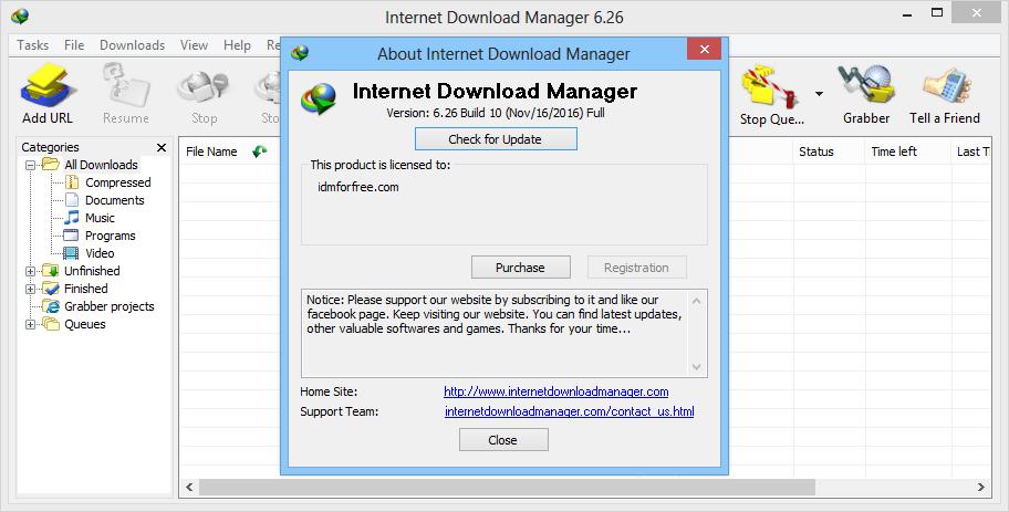 Free idm registration internet download manager 626 build 10 full internet download manager 626 build 10 full patch idm crack stopboris Choice Image