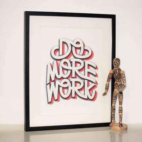 Best Typographic Design Poster