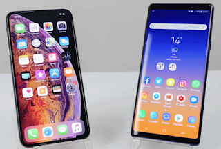 iPhone XS dan iPhone XS Max