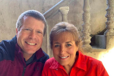 Jim Bob and Michelle Duggar Central America 2018