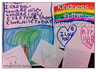 Ideas to promote kindness, empathy and inclusion in the classroom
