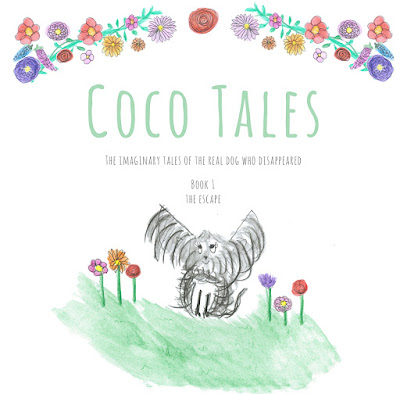 Coco Tales by Blair Reid book cover - Dog Lovers Book Club