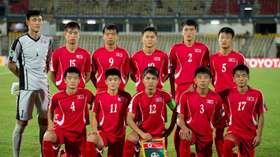 Spain U17 vs Korea DPR U17 Live Streaming