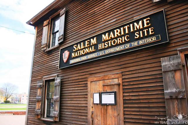 My Travel Background : Halloween à Salem - Salem Maritime