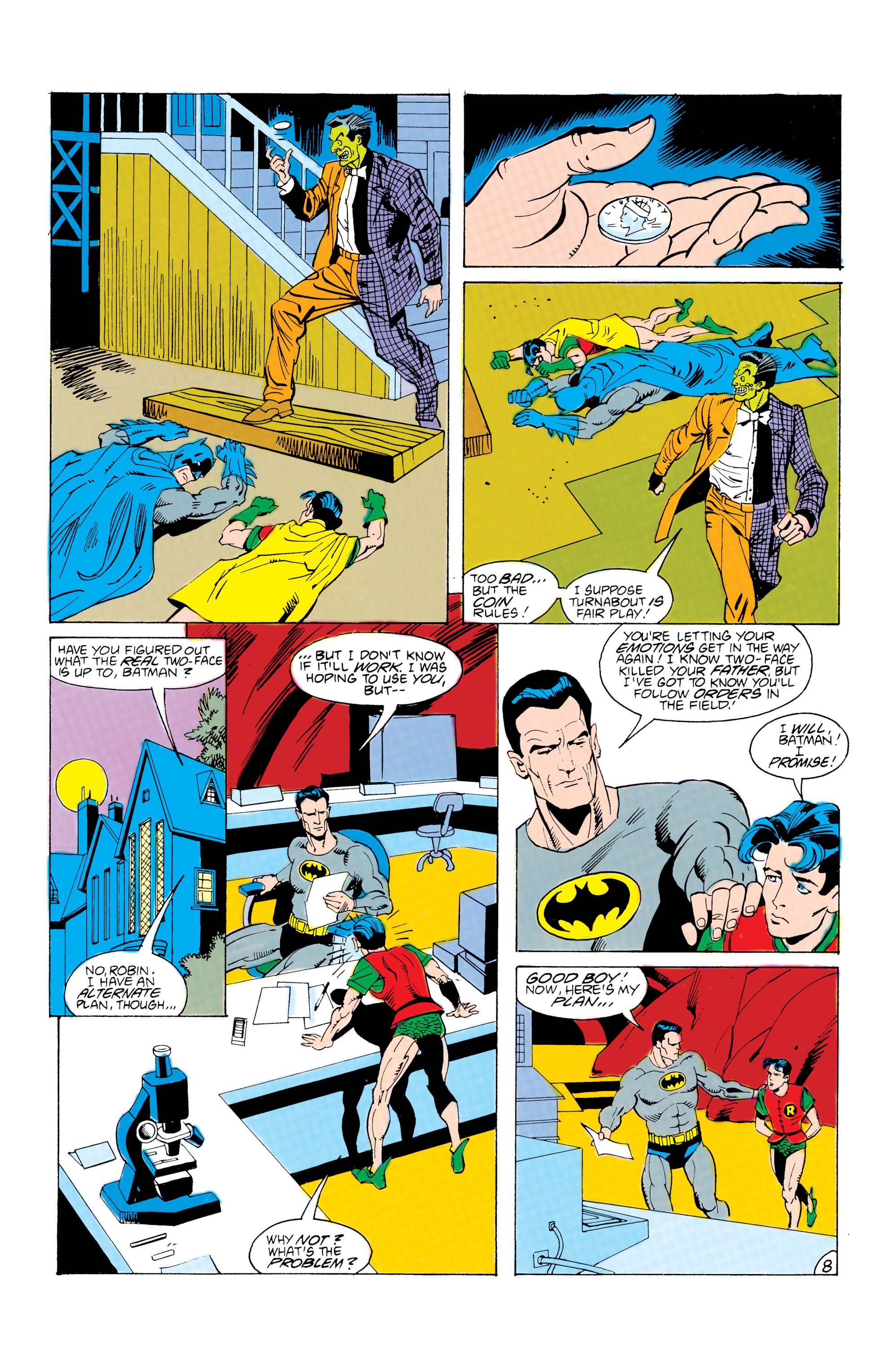 Detective Comics (1937) 581 Page 8