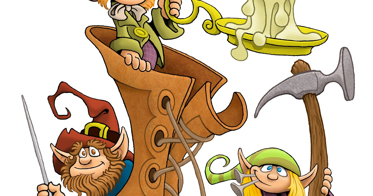 DAVE LOWE DESIGN the Blog: Elves and the Shoemaker Part ...
