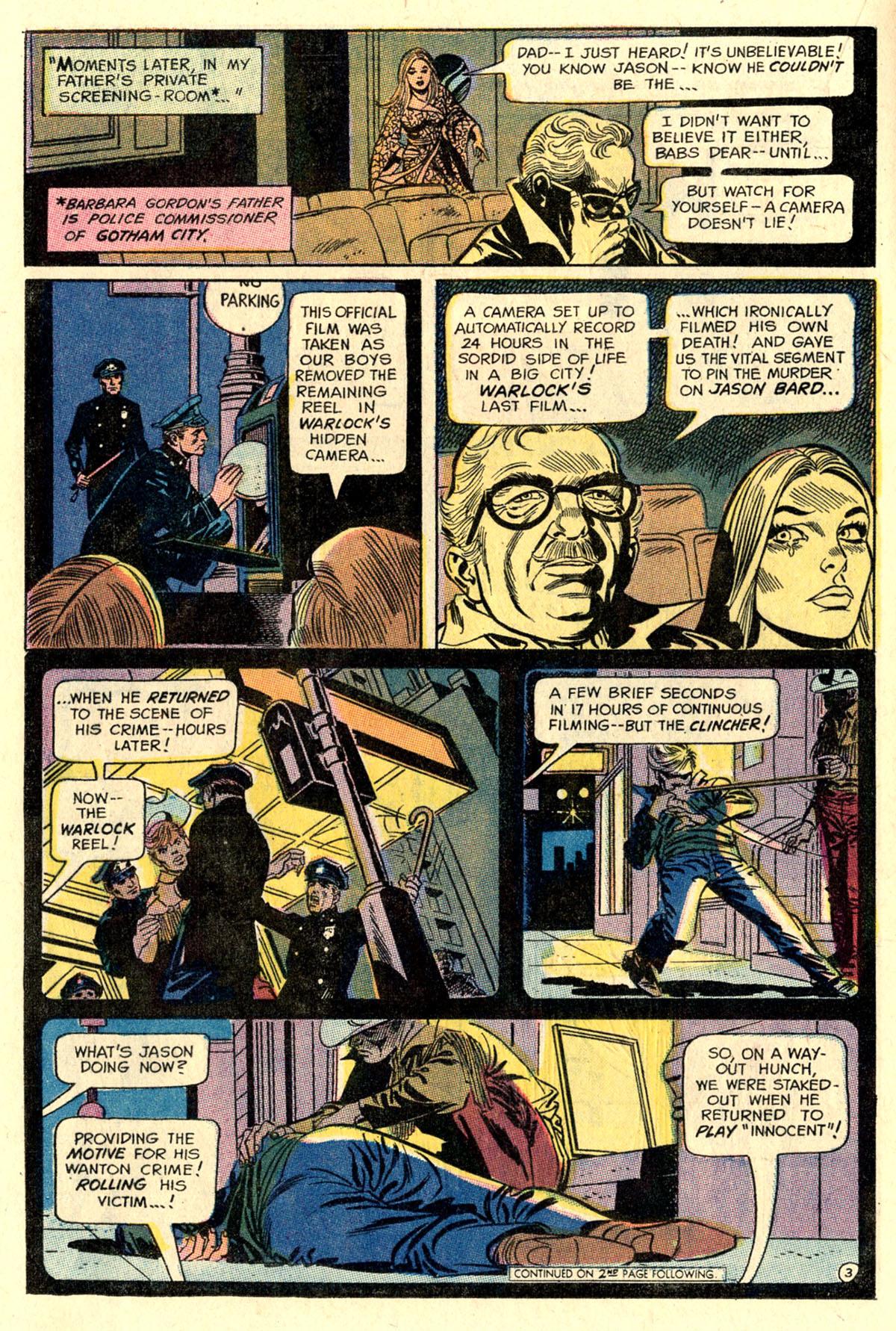Detective Comics (1937) 404 Page 23