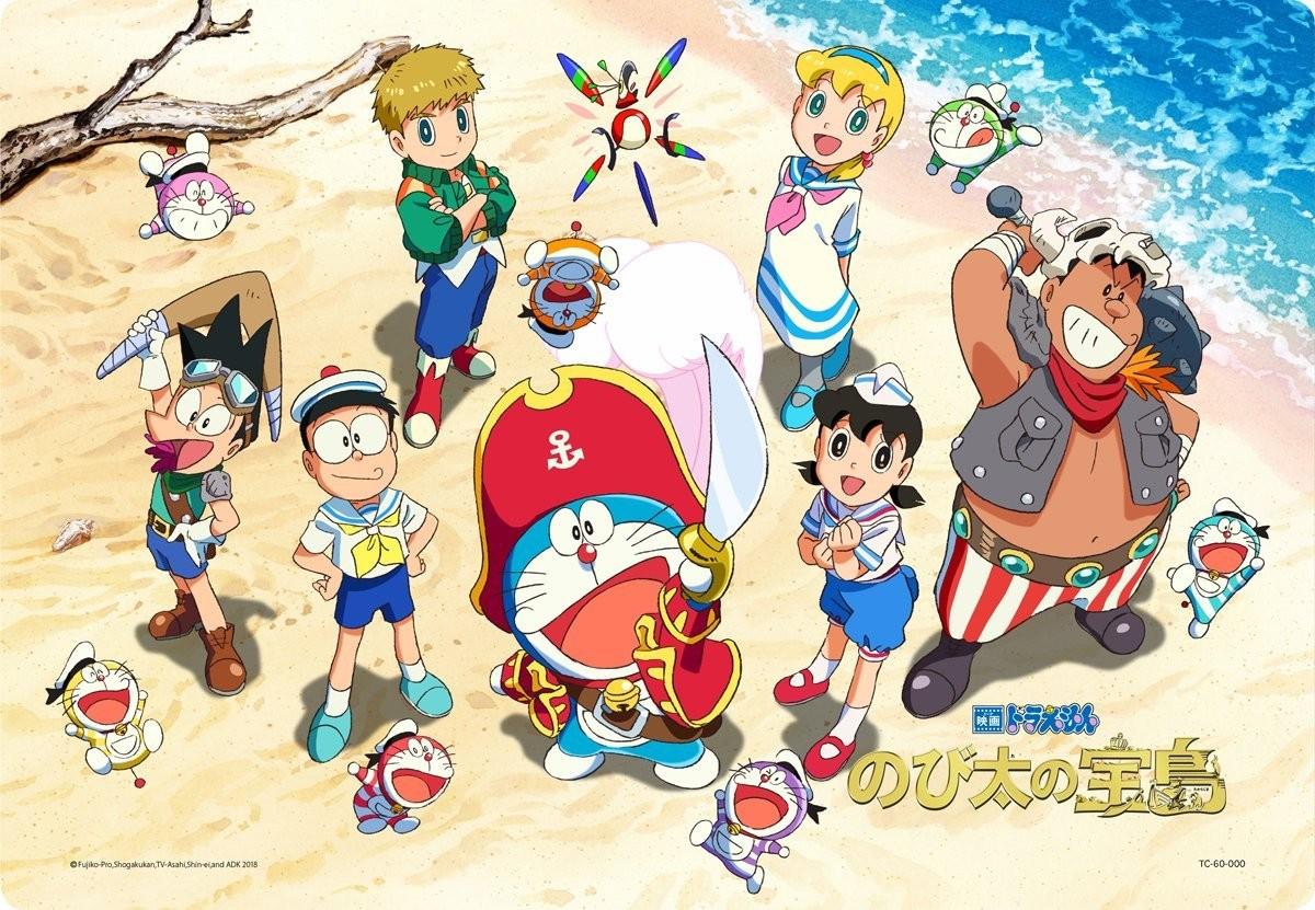 Doraemon: Nobita Và Đảo Giấu Vàng - Ảnh 1