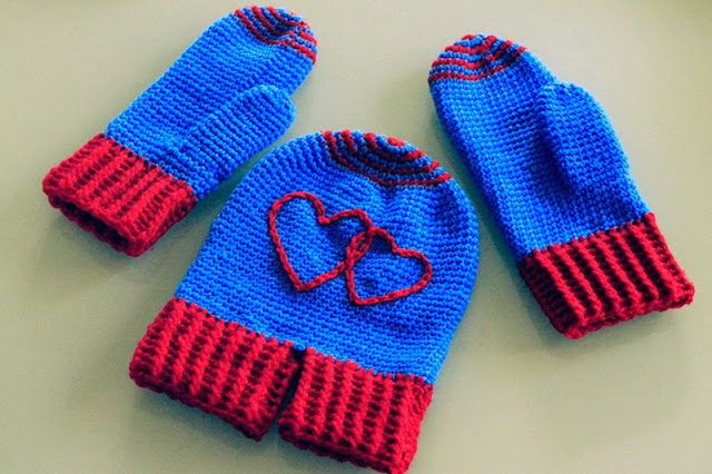 crochet smittens mittens