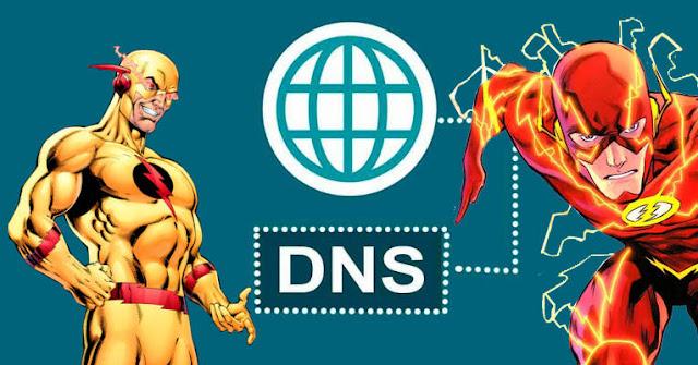 Los DNS más rápidos - Charkleons.com
