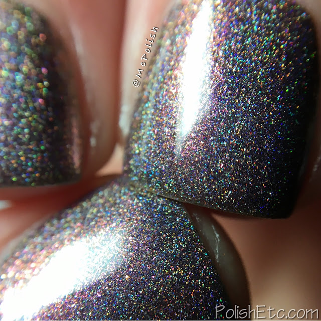 Pahlish - This is Holo-ween! - McPolish - Lock, Shock and Barrel